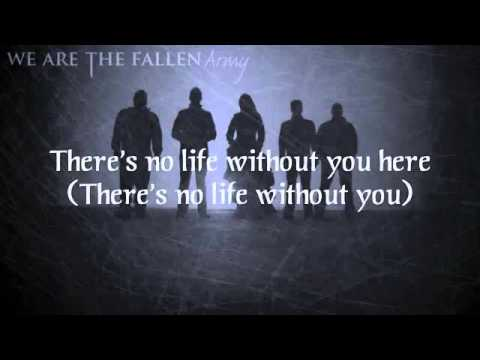 We Are The Fallen - I Will Stay