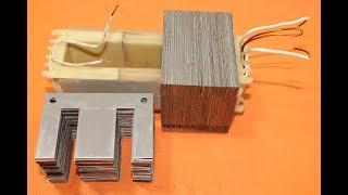 Transformer making for best amplifier