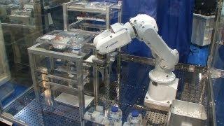 日京テクノスと安川電機は、実験用に飼育されている動物の管理を自動化...