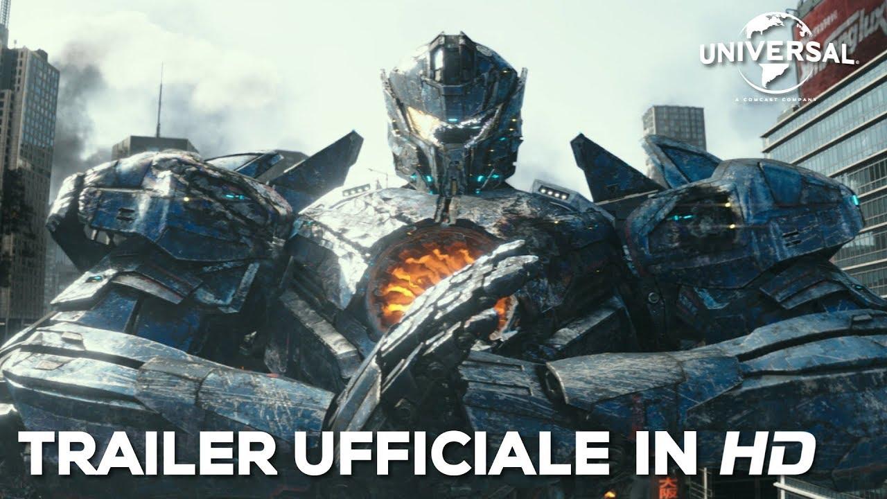PACIFIC RIM - LA RIVOLTA - Secondo Trailer Ufficiale Italiano HD