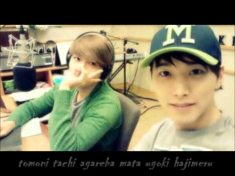 [sing along] Sungmin & Ryeowook- Story @ SS4 Tokyo