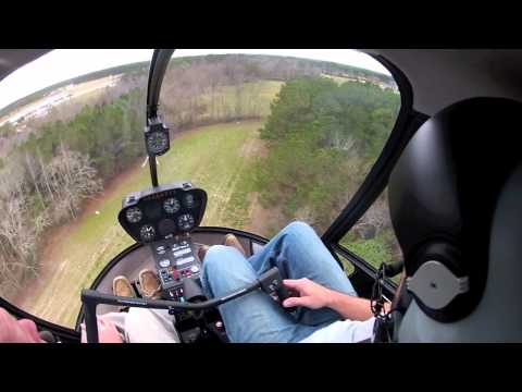 Flight Training 6- Steep Approach & Confined Area