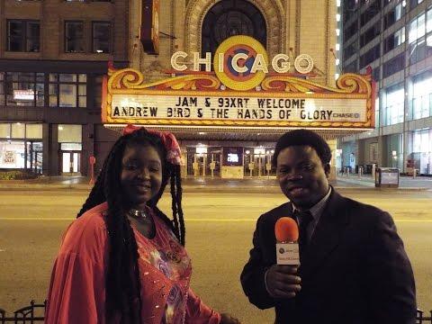Chicago by Night : A la découverte de Jolyderm - Benin [Diaspora TV]