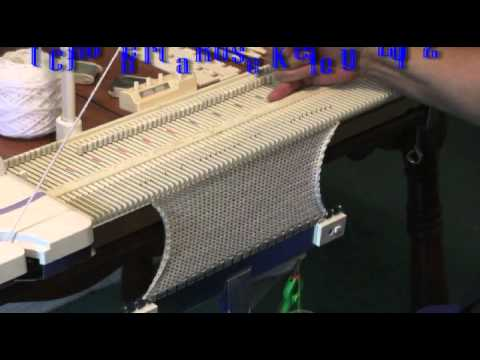 innovations knitting machine instructions