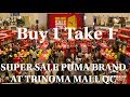 SUPER BIG SALE PUMA BRAND| SHOES,BAG,CAP,CLOTHES,PANTS,BALL AT TRINOMA MALL QC