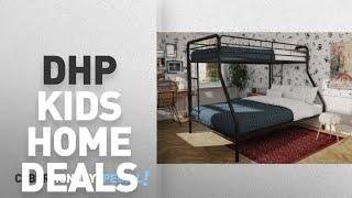 Walmart Top Cyber Monday DHP Kids Home Deals: Dorel Twin Over Full Metal Bunk Bed, Multiple Colors