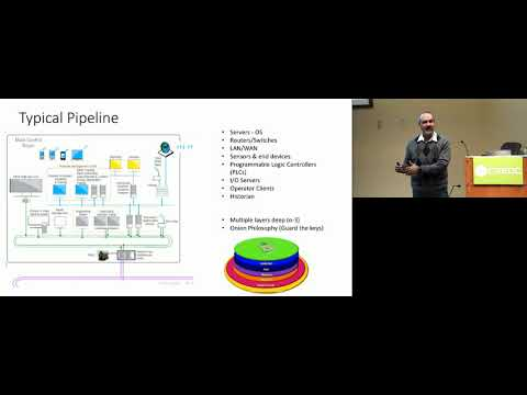 Oil and Gas Pipeline Transmission Infrastructure Cybersecurity and Resiliency