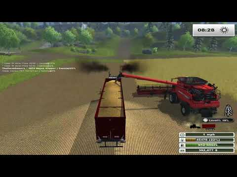 Farming Simulator 2013 - Nostalgia - Timelapse #34