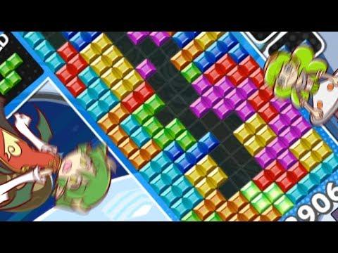 [Puyo Puyo Tetris] B A C K - 2 - B A C K ↯ S - S P I N