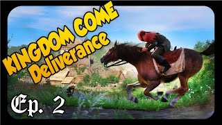 Kingdom Come Deliverance ➤ ON THE SCENT! [Let's Play Kingdom Come Deliverance Gameplay][Part 2]