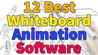 whiteboard animation | 12 best whiteboard animation software
