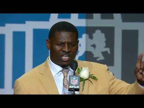 LaDainian Tomlinson NFL HOF 2017 Speech (Very Emotional)