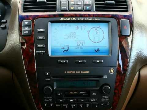 2001 Acura Mdx Touring Pkg Totally Loaded 1 Owner Great