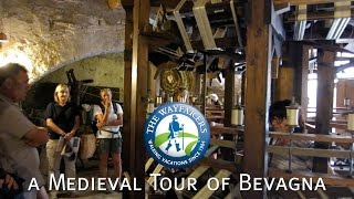 The Wayfarers Embark on a Medieval Tour of Bevagna