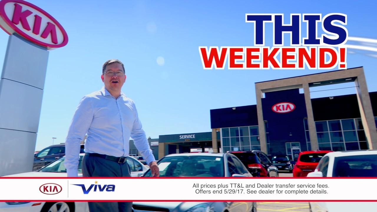 Beautiful Viva Kia Used Car Weekend Sale | Used Car In El Paso Under 1K !