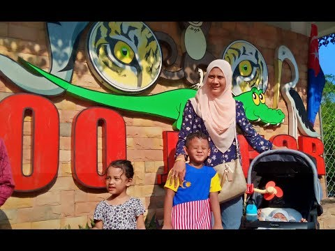 Let's Go To The Zoo - Zoo Johor
