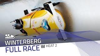 Winterberg | BMW IBSF World Cup 2019/2020 - Women's Bobsleigh Heat 2 | IBSF Official