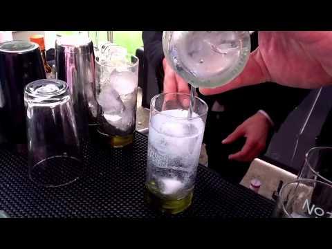 Gin Show en el Hotel Silken Puerta America