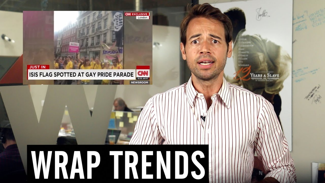 Alisyn Camerota Nude cnn's isis flag fail a lesson in dildos and don'ts: wrap trends