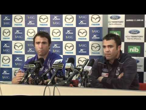 May 3, 2011 - Brad Scott and Chris Scott press conference