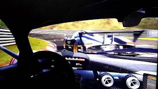 Assetto Corsa - Clash of Hypercars! | Epic Sound Fonsecker Mod | POV Camera | bolot