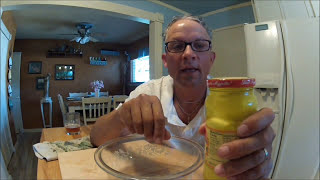 Devil's Egg...salmon Deviled Egg Dish