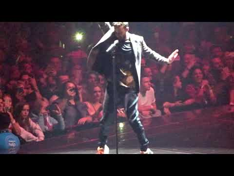 Justin Timberlake - Suit & Tie (Live At Arena Birmingham 27th August 2018)