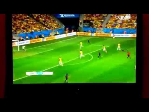 0-3 Brazil vs. Netherlands 2014 World Cup all goals