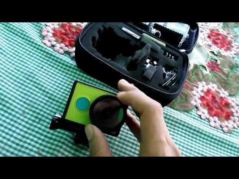 Review UV Filter Lens 37mm Xiaomi Yicam