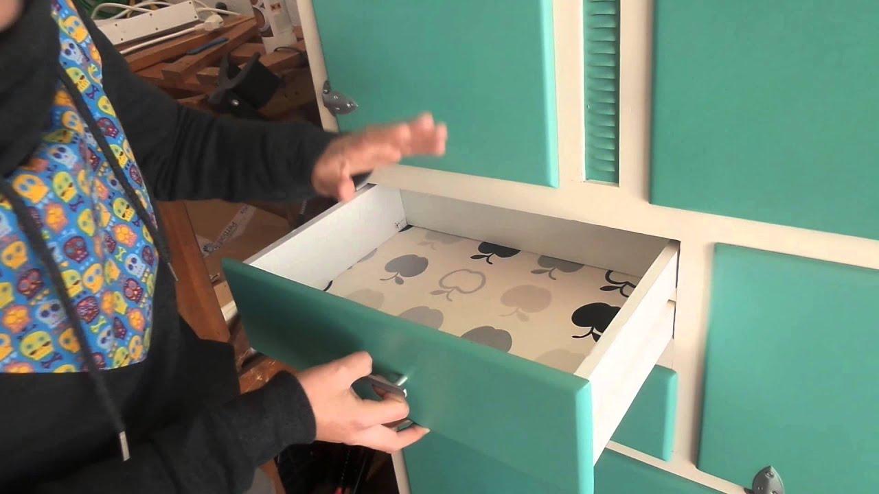 Alacena de cocina restaurada youtube - Alacenas de cocina ...