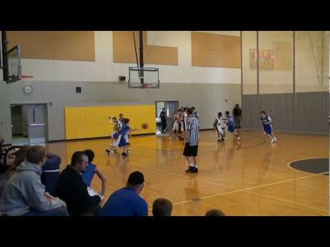 Basketball: Steal and Trip