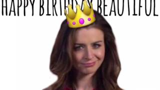 Happy Birthday Caterina!