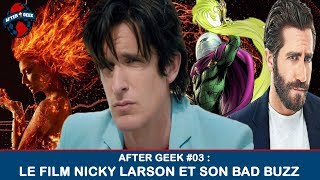 AFTER GEEK #03 : Nicky Larson un Bad Buzz ? Dark Phoenix repousse ses cendres, Mysterio, Adidas/DBZ streaming