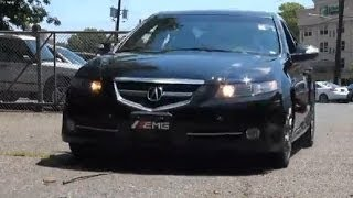 2008 Acura TL 3.5 Type-S Auto Review and Drive