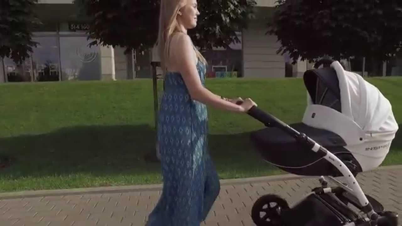 Обзор детской коляски Anex Sport 3 в 1 - YouTube