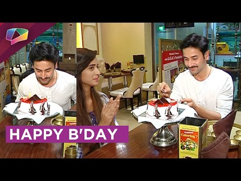 Shashank Vyas celebrates his birthday