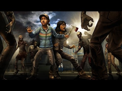 The Walking Dead Full Season 2 All  Game Movie 1080p
