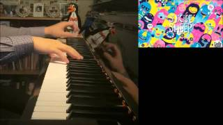 OMFG - Hello (Advanced Piano Cover)