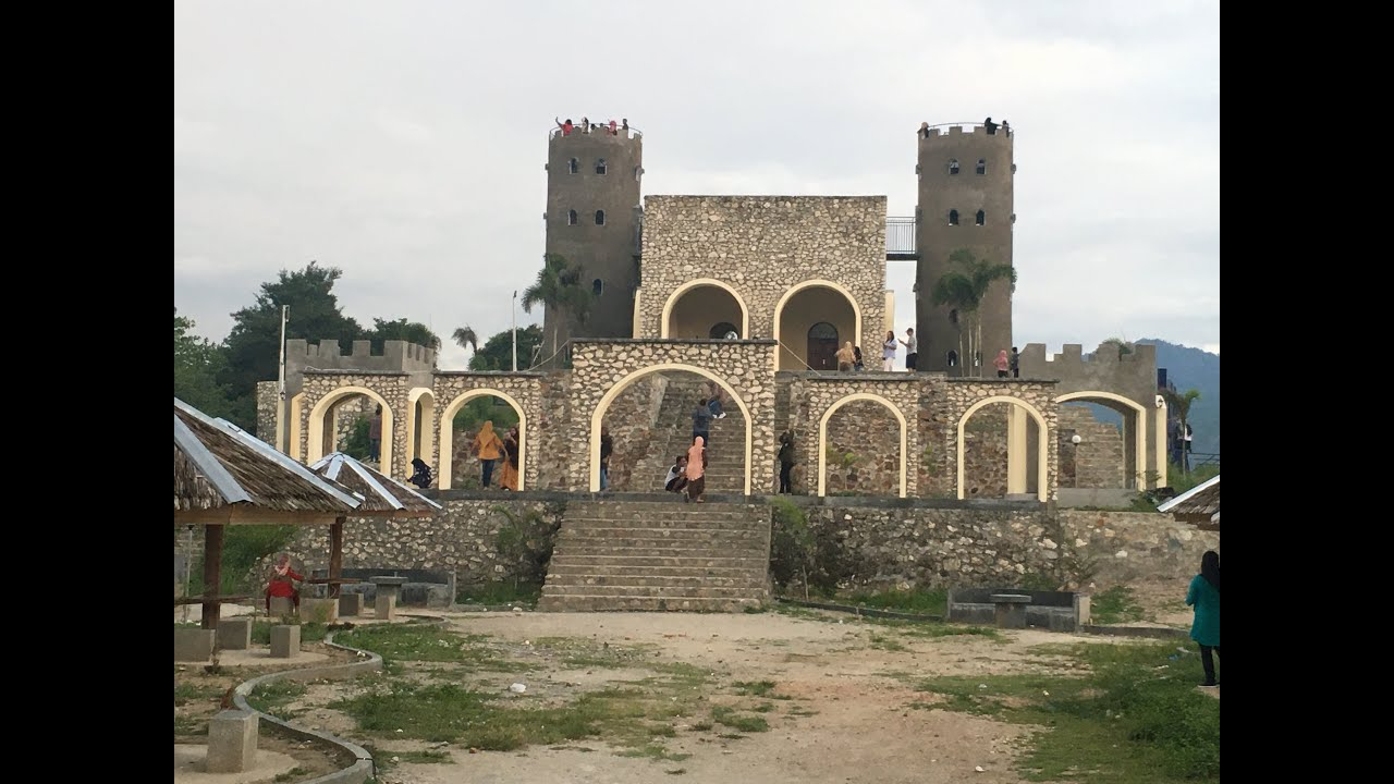 Benteng Milenial Ulantha di Bone Bolango - Gorontalo - YouTube