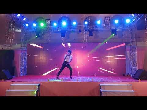 DEEWANI MASTANI   ROBOTIC DANCE   DHARMESH GOSWAMI   BEATBOY