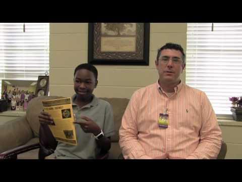 Purvis Middle School 12 11 15