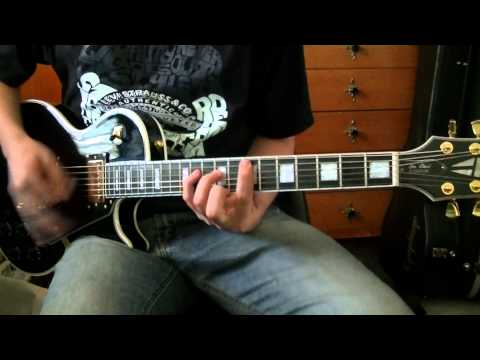 Rosalie - Thin Lizzy Cover (Bob Seger song) HD