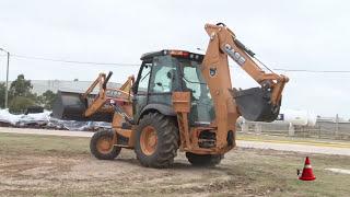 CASE 580N Industria Argentina Fabricación Nacional | CNH Industrial Córdoba