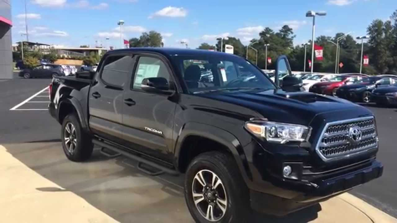 toyota tacoma sr5 vs trd sport autos post. Black Bedroom Furniture Sets. Home Design Ideas