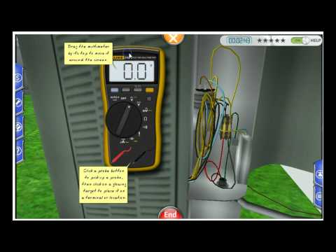HVAC Training Solutions - Simulation