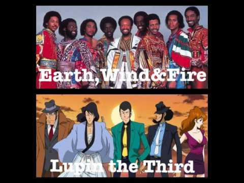 earth,-wind-&-fire---lupin-the-third