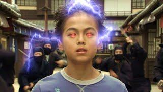 男孩和异魔神立下生死契约,能变成骑士战斗,科幻动作电影