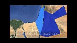 A Historical View of the Israeli-Palestinian Territorial Dispute thumbnail