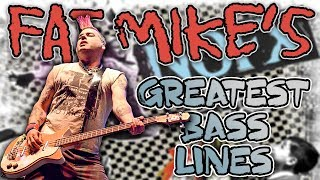 Fat Mike39;s Greatest Bass lines