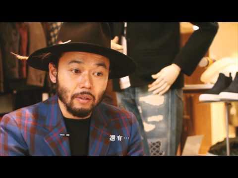 Interview of United Arrows Poggy & nonnative Takayuki Fujii